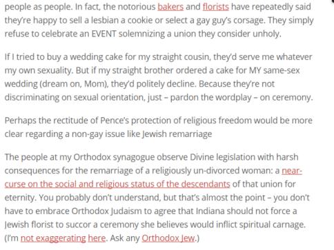 Pence Excerpt