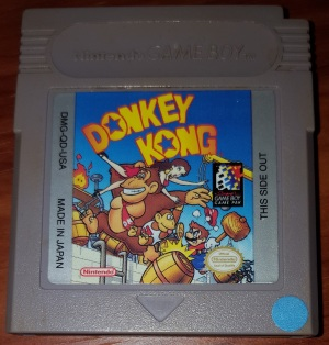 Donkey-Kong-Game-Boy-Cartridge