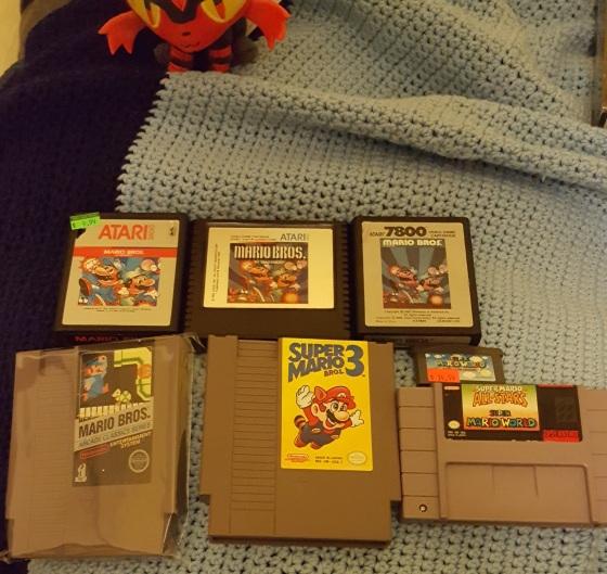 Mario-Bros-Cartridges