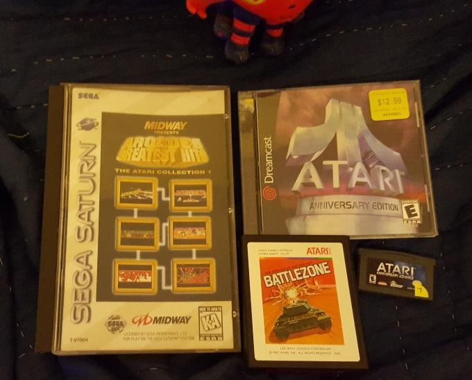 Atari-Battlezone