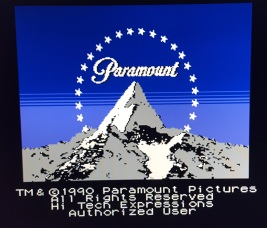 Hunt-For-Red-October-NES-Paramount-Logo