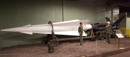 Nike-Hercules-SAM-Danville-Tank-Museum