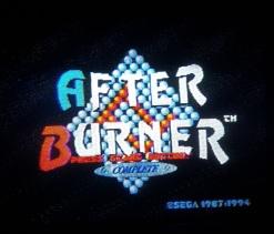 After-Burner-Complete-II-Sega-32x-Title