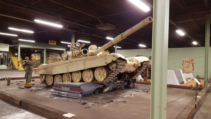 Iraqi-T-72A