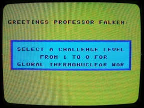 WarGames-Colecovision-Difficulty-Screen