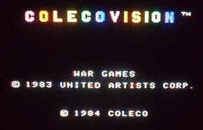 WarGames-Colecovision-Title-Screen