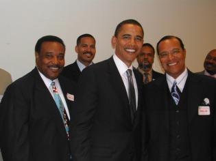 Obama-Farrakhan-talkingpointsmemo