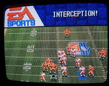 Madden_NFL_'94-interception